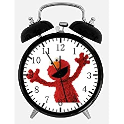Elmo Sesame Street Alarm Clock X31 Nice for Gifts or Decor