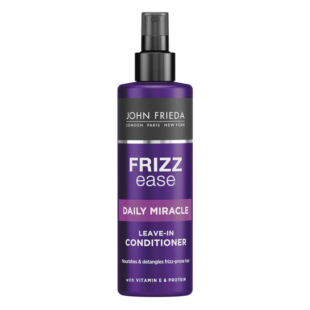 John Frieda Frizz Ease Daily Miracle Detangling Leave In Conditioner for Dry, Damaged and Frizzy Hair, 200 ml