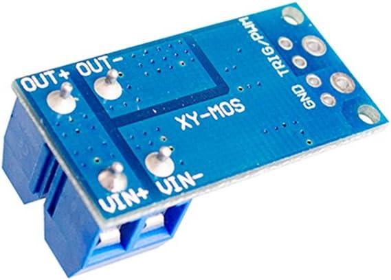 ARCELI 15A 400W MOS FET Trigger Switch Drive Module PWM Regulator Control Panel