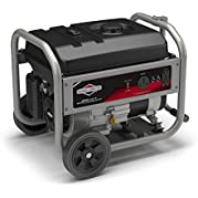 Briggs & Stratton 30680 3500 Running Watts/4375 Starting Watts 208cc Gas Powered Portable Generator with RV Outlet...