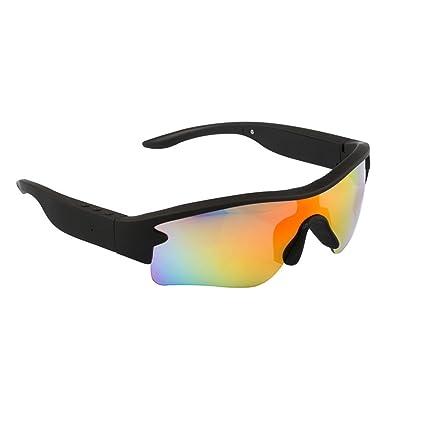 Bluetooth gafas de sol auriculares, KINGCOO inalámbrico Bluetooth polarizadas lente Gafas de sol Música estéreo