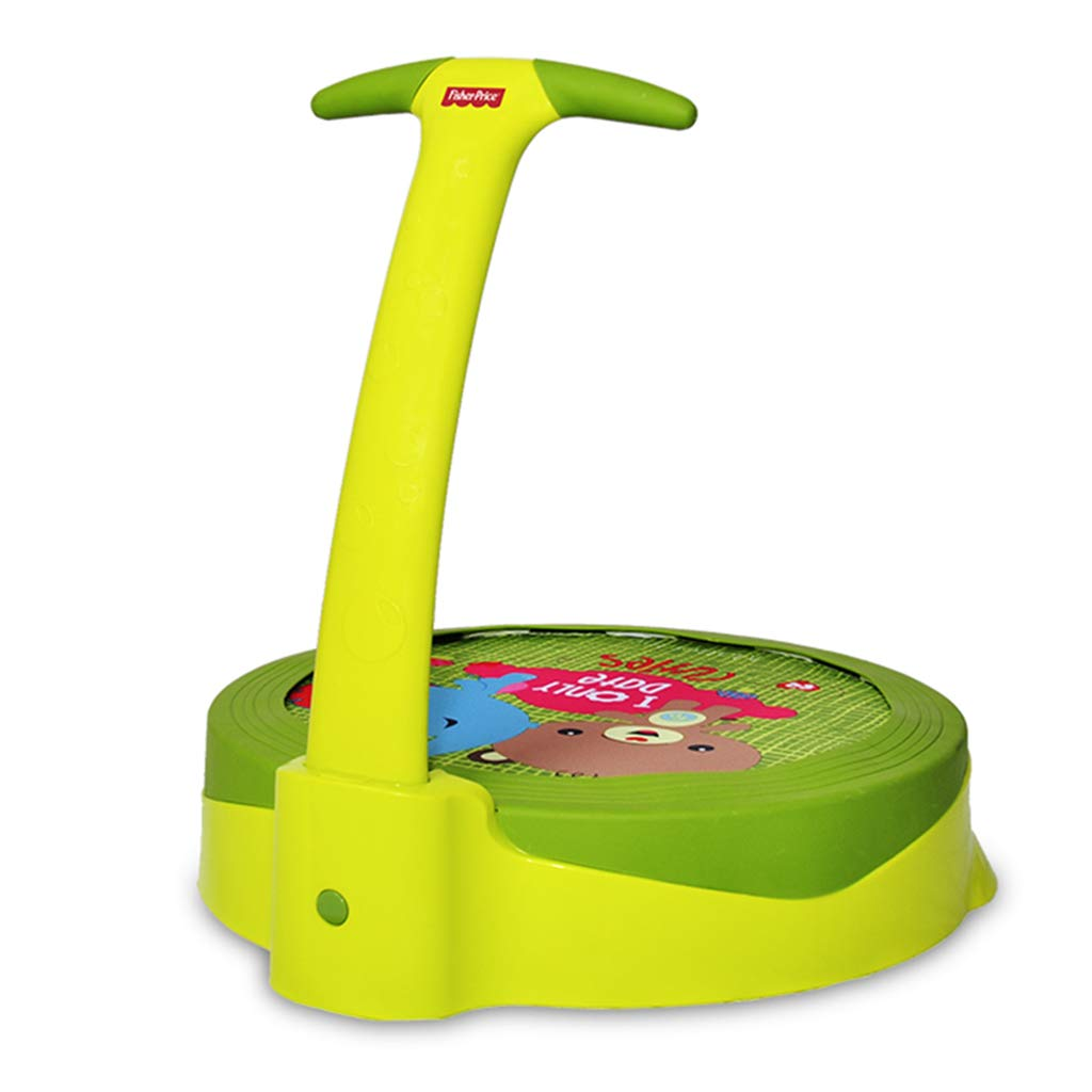 Gartentrampoline Trampolin Kindertrampolin Hüpfburgen Sprungtrampolin Klappbares Indoor-Außenspringbett mit Armlehnen Geschenk für das Kind Kinderspielzeug Gewicht 20kg