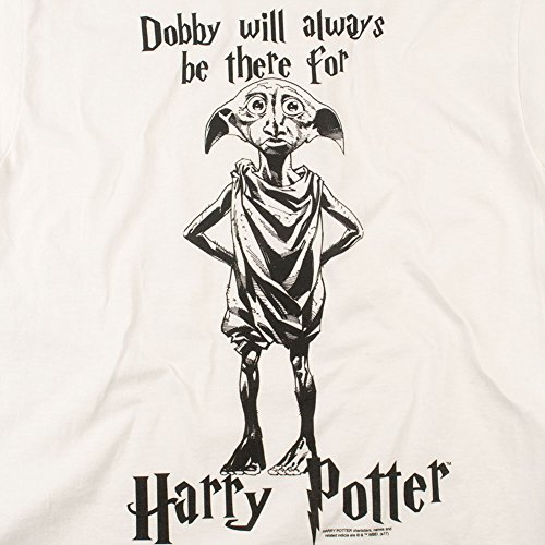 Amazon Com Harry Potter Dobby Will Always Be There T Shirt Clothing