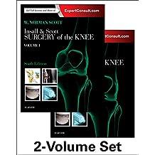 Insall and Scott Surgery of the Knee, 2-Volume Set