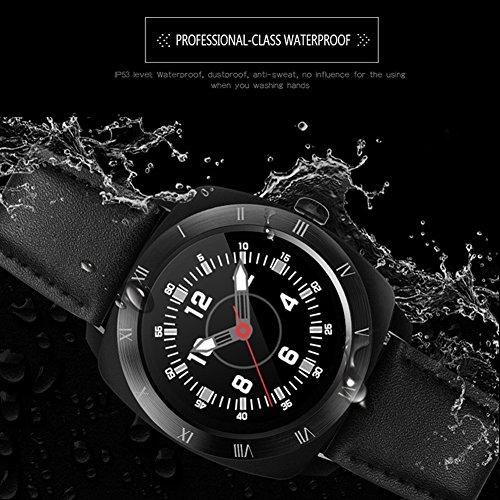 Smart Watches For Men Waterproof Bluetooth Smart Watch