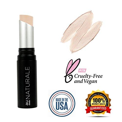 Au Naturale Organic Creme Concealer in Ecru - Vegan Cream Concealer | Made in USA