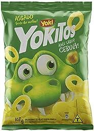 Yokitos Anéis de Cebola Yoki 108g