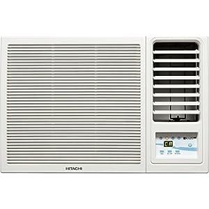 Hitachi 1 Ton 5 Star Window AC (RAW511KUD Kaze Plus White)