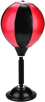 VGBEY Saco de Boxeo de Mesa, Punching Ball Bola de Velocidad de ...