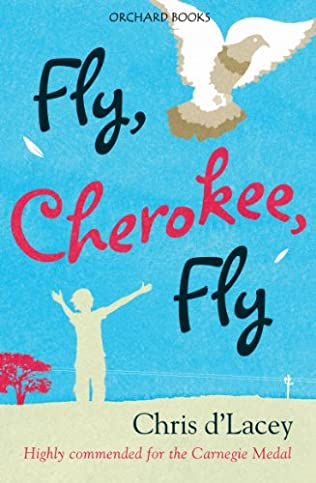 book cover of Fly, Cherokee, Fly