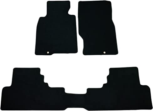 Amazon Com Floor Mats Compatible With 08 13 Infiniti G37 Coupe