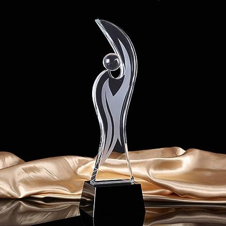 Defect Trofeos Trofeo de Cristal Yoga, Baile Latino, Ballet ...