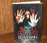 Blood Relatives, Ed McBain, 0394485823