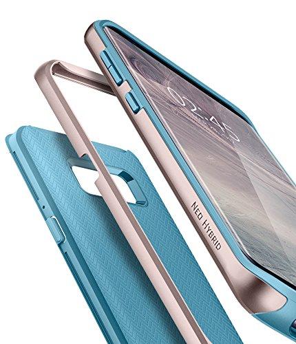 Spigen 565CS21600 funda para teléfono móvil - fundas para teléfonos móviles NH_Niagara Azul