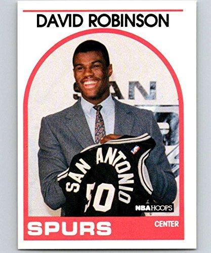 1989-90 Hoops #138 David Robinson Mint RC Rookie SP Spurs -