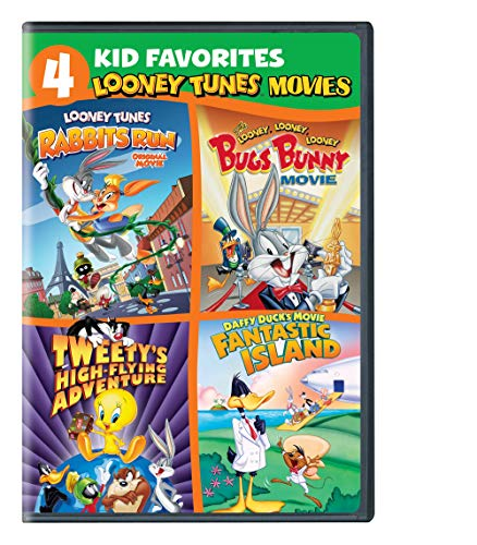 4 Kid Favorites: Looney Tunes Movies (DVD)
