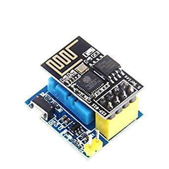 Amazon com: 1pcs ESP8266 ESP-01 ESP-01S DHT11 Temperature