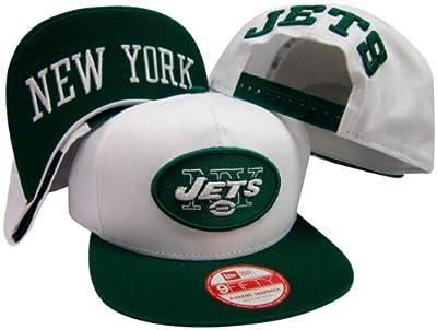 New Era New York Jets Turnover Team City Underbrim Adjustable Snapback Hat by NEW ERA
