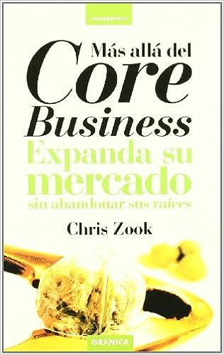 Mas alla del core business (Management)