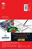 "Canson Foundation Series Make Your Own Comic Book Kit, 6.625""X10.25"""