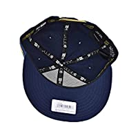 New Era Wonder Woman 9Fifty Unisex Snapback Hat Cap Navy Blue/Gold 11453090