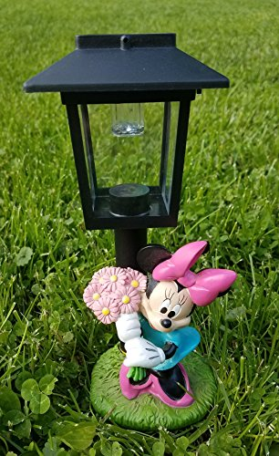 Mickey Mouse Outdoor Lamp Post