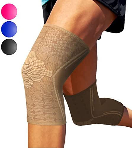 Sparthos Knee Compression Sleeves Pair