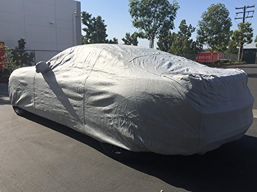 Best CarsCover Custom Fit 2015-2017 Ford Mustang Car Cover for 5 Layer Ultrashield (online)