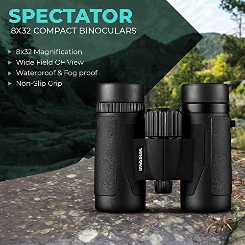 Buy compact lightweight binoculars