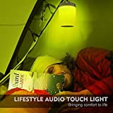 Elecstars Touch Bedside Lamp, Night Light with