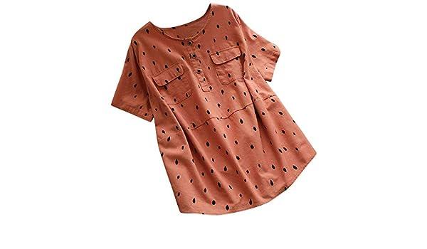 Wave166 Camiseta Shirt Tops Estampada para Mascotas de Mujer, T ...