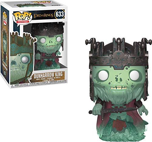 Pop! The Lord of The Rings - Figura de Vinilo Dunharrow King