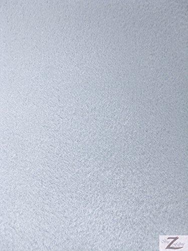 Fabric 30 Yard Bolt - MICROSUEDE (SUEDE) FABRIC - Sky Blue - 58