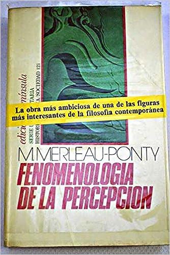merleau ponty fenomenologia pdf