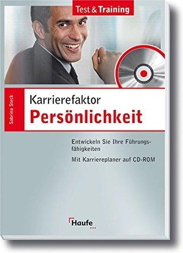 Karrierefaktor Persönlichkeit (Test&Training)