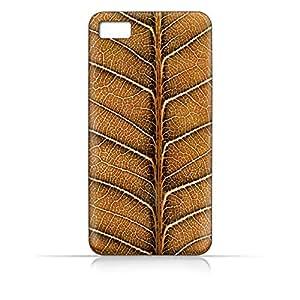 AMC Design BlackBerry Z10 Natural Dried Leaf Case - Multi Color