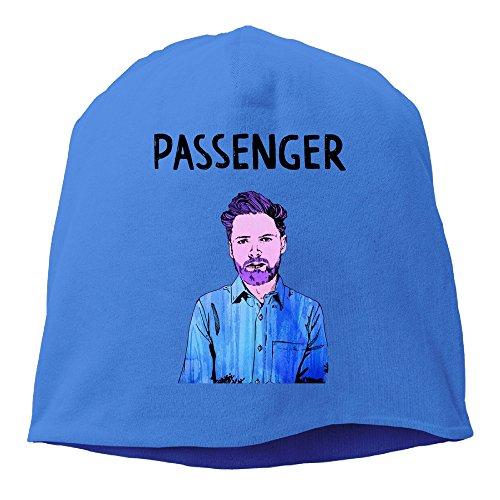 ACMIRAN Passenger Unisex Fashion Watch Cap One Size RoyalBlue
