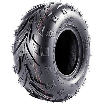 ATV 4 Set MASSFX MS 145//70-6 6Ply Go-Kart Lawn Tires 145x70-6 145x70x6 Side Bite Tread Mini Bike