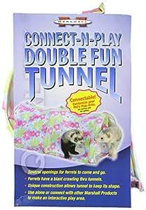 Marshall Double Fun Ferret Tunnel