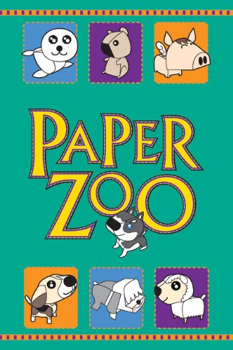 Paper Zoo: 15 Easy-to-Make, Cute (Paper Zoo)