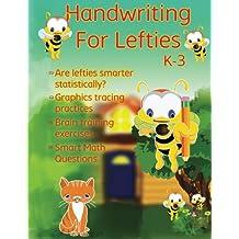 Handwriting For Lefties