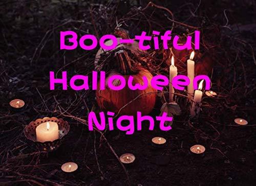 Boo-tiful Halloween Night: Halloween Guest Book To Write