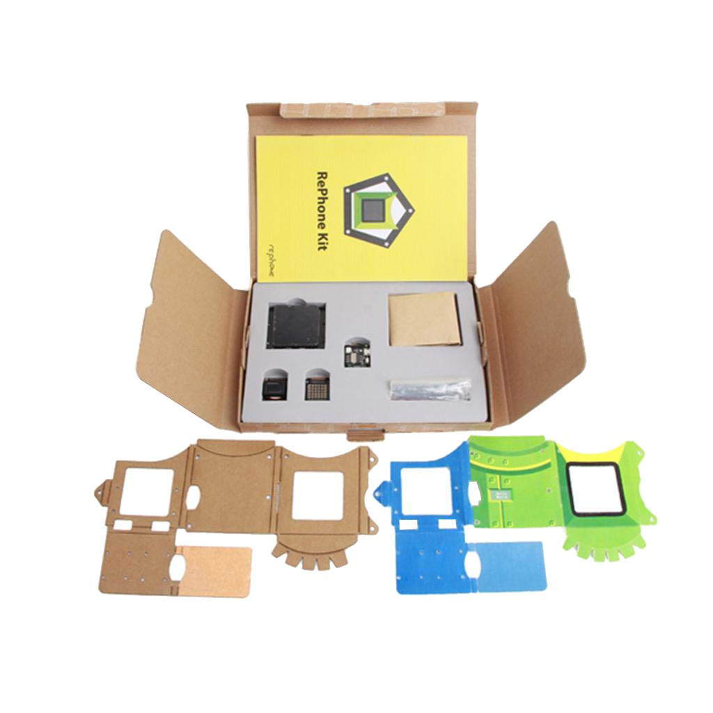 Homyl RePhone Kit Creat DIY Mobile Phone Suite de Telefono Celulares