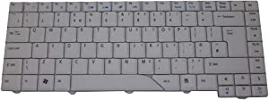 Laptop Keyboard for Acer Aspire 5730 5730G 5730Z 5730ZG 5910 5910G 5920 5925G 5930 5930G 5930Z 6920 6920G 6935G United Kingdom UK Grey