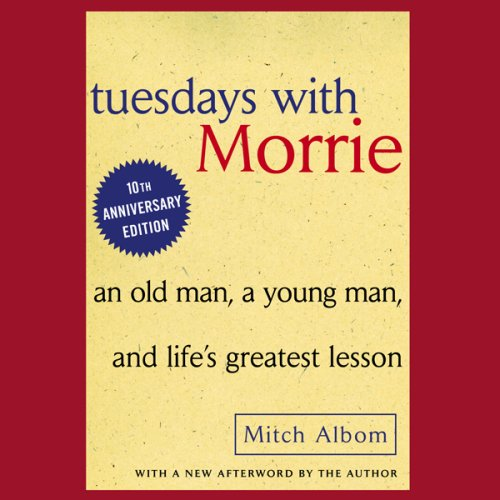 Pdf Self-Help Tuesdays with Morrie: 20th Anniversary Edition