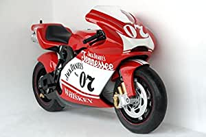 Roja racingbike Original tamaño verkleinert 108cm para exterior de fibra de vidrio de alta calidad de plástico (GFK)