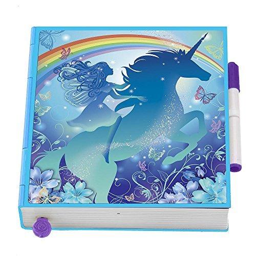 Flutterbye Fairy Surprise Butterfly Diary - Blue