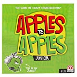 i really dont ca - Mattel Games Apples to Apples Junior - The Game of Crazy Comparisons!