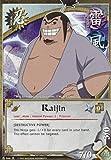 Naruto Card - Raijin 846 - Will of Fire - Common - 1st Edition