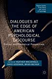 img - for Dialogues at the Edge of American Psychological Discourse: Critical and Theoretical Perspectives (Palgrave Studies in the Theory and History of Psychology) book / textbook / text book